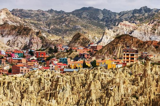 La Paz Sightseeing and Moon Valley...