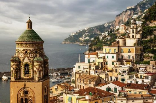 Amalfi Coast and Pompeii Day Trip...