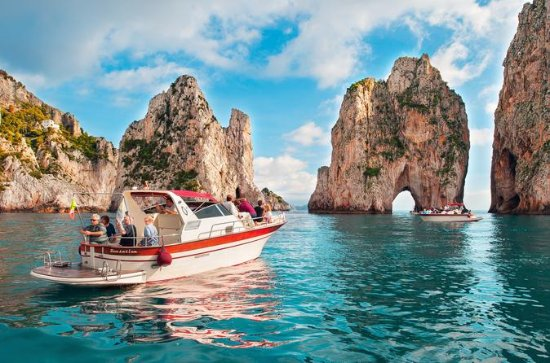 Capri Full-Day Small-Group Cruise...