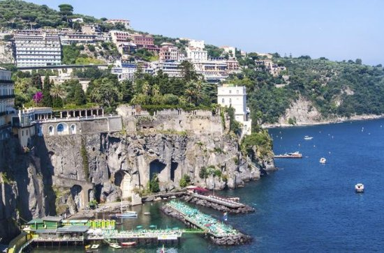 2-Night Sorrento and Capri Tour...