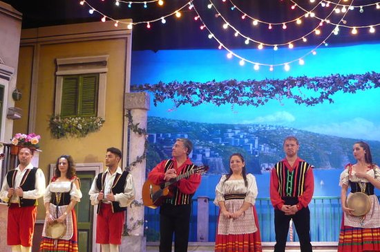 Sorrento Musical Theater Show