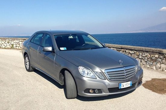Private Transfer: Sorrento to Amalfi Coast