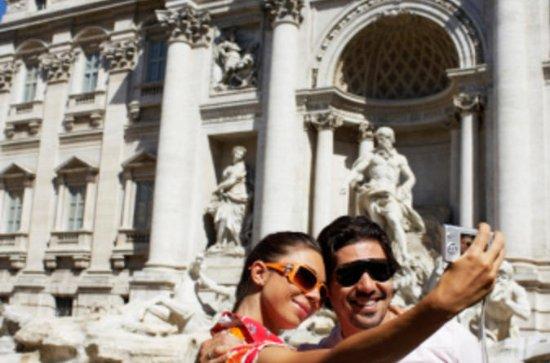 Transfert privé: de Sorrente à Rome