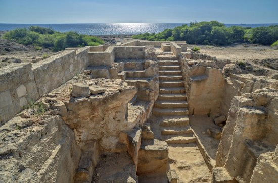 5-Night Cyprus Tour from Limassol...