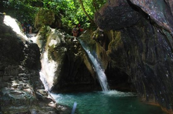 Puerto Plata to Damajagua Waterfalls...