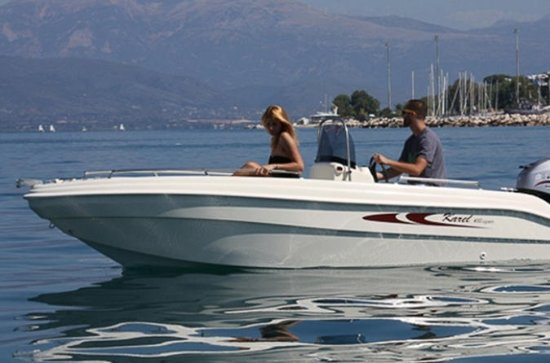 Boat Rental up to 4 People in Menton...