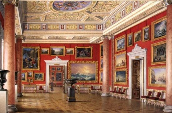 Private tour: The Hermitage Museum...