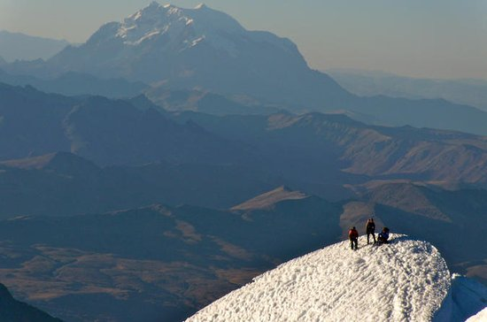 3-Day Climbing Huayna Potosi from La ...