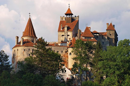 Day Trip Through Brasov in Transylvania...