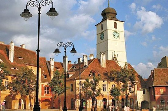 Day Trip to Sibiu and Fagaras Fortress...