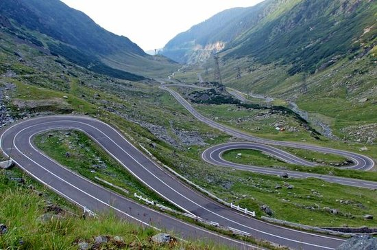 Day Trip to Transfagarasan Road and...