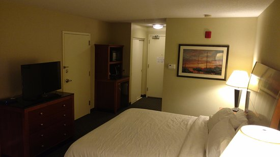 Room 201 - Hilton Garden Inn - Milford, CT
