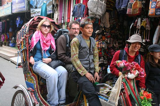 3-Hour Thamel Sightseeing Tour by...