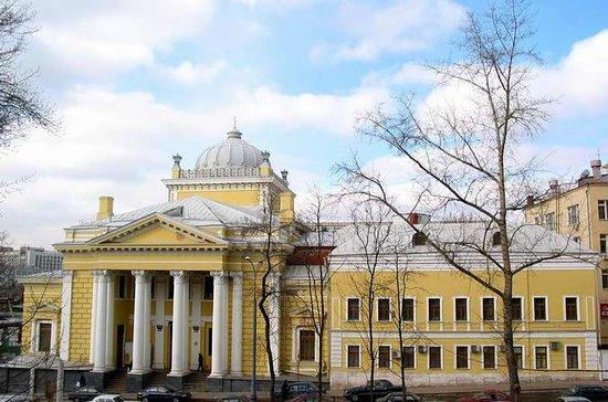 Tour da herança judaica em Moscou