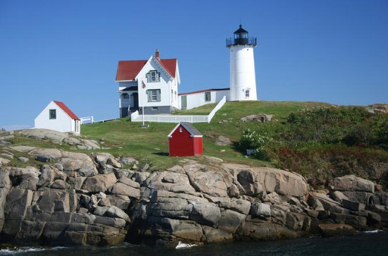 Full Day Maine Lighthouse Trail from...