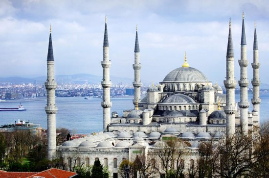Istanbul Muslim Districts Private...