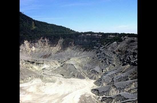 Tangkuban Perahu Crater Tour from ...