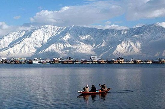 5-Day Kashmir Valley Tour fra Srinagar