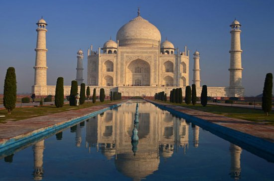 A Tale Beneath a Marble Sky: Day Trip To Agra and the Taj Mahal from...