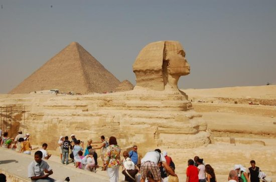 Oppdag Kairo: Pyramidene i Giza og...