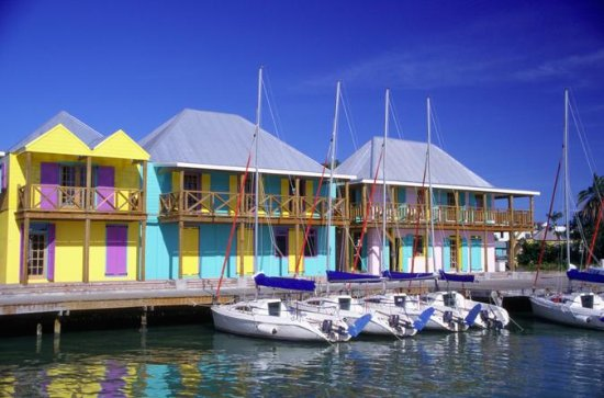 Antigua Shore Excursion: City of St...