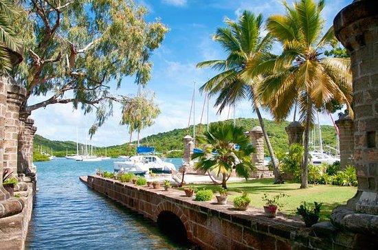 Escursione a bordo dell'Antigua: giro