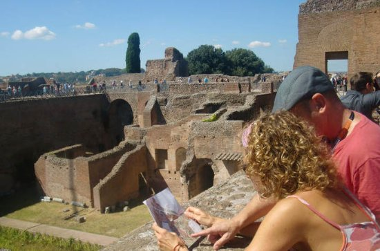 Rome Private Cruise Tour from...