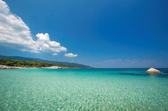 Thessaloniki och Chalkidiki 8 dagar