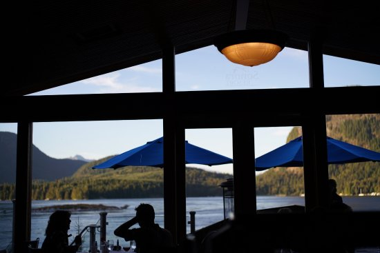 Sonora Island, Kanada: レストラン
