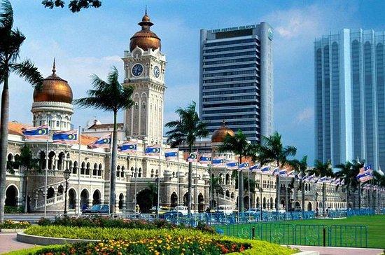 Tour pela cidade de Kuala Lumpur