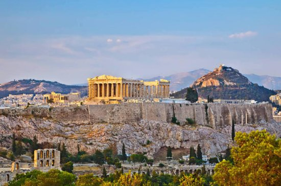 Classic Greece 8-Day Tour of Athens ...