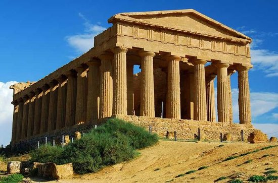 Agrigento and Valley of the Temples...