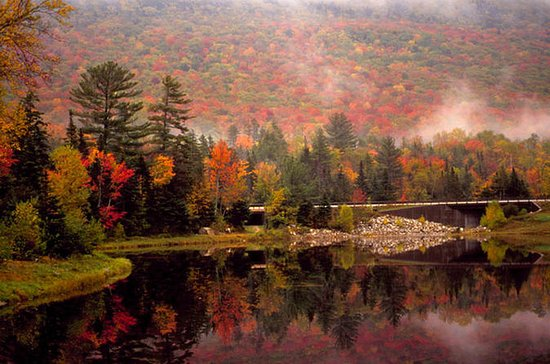 10-Day New England Fall Foliage Tour ...