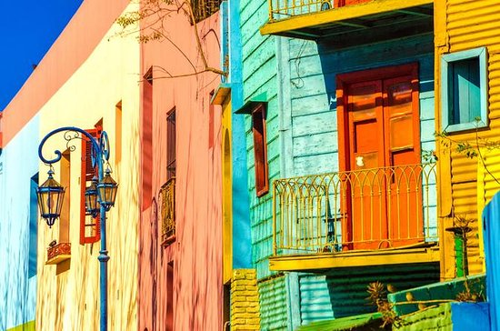 Buenos Aires 6-Day Tour with Tigre...
