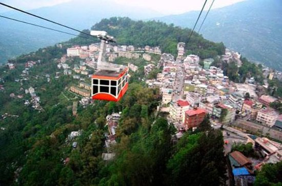 Aventura pelo Himalaia de 7 dias: Darjeeling, Gangtok e Varanasi incluindo Bagdogra a Varanasi por avião: 7-Day Adventure through Himalayas: Darjeeling, Gangtok and Varanasi including Bagdogra to Varana
