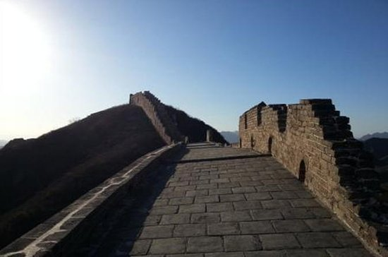 Jinshanling Great Wall Morning Hiking ...