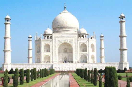 7-dagers Taj Mahal og Khajuraho Tour...