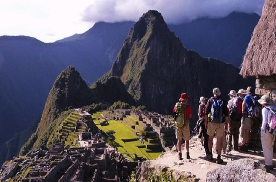 Machu Picchu Guided Tour from Aguas...