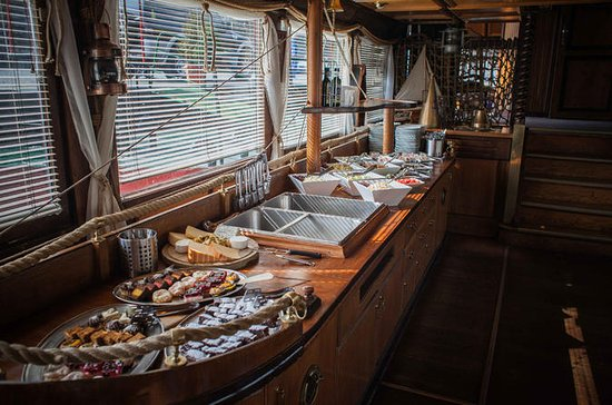 Vltava River Sightseeing Cruise with...