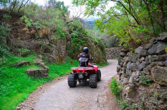 Moto Quadrilha Off-Road Mt Etna
