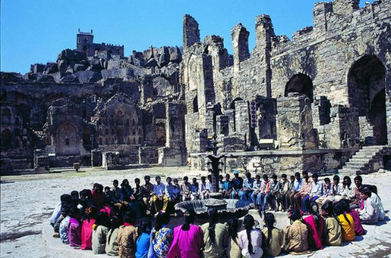 Hyderabad Half-Day Tour: Golconda...