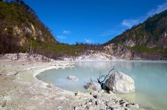 Kawah Putih White Crater Day Trip...