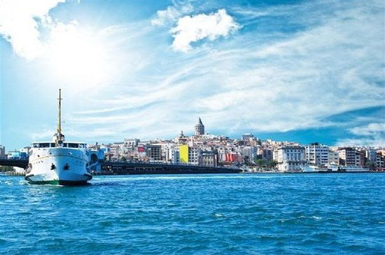 Bosphorus Cruise and Golden Horn Tour...