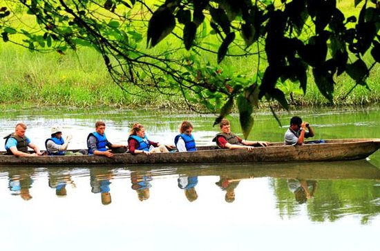 3-Day Chitwan Wildlife Safari Tour...