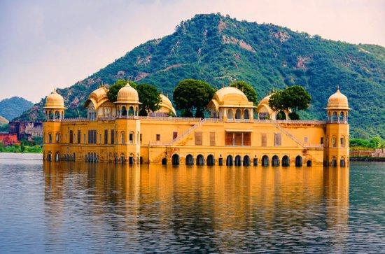 4-dags Golden Triangle Tour fra Delhi...