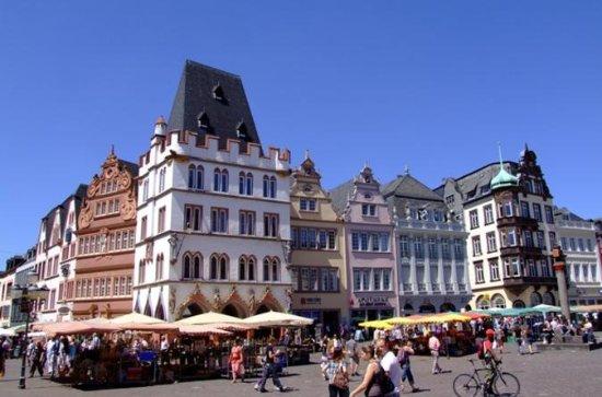 Übernachtung Trier Erlebnis mit Stadtrundfahrt, Weinprobe und...