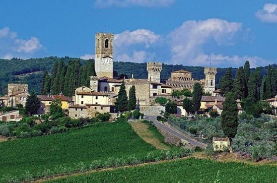 Badia a Passignano Visit and Chianti...
