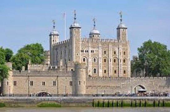 London Tagestour inklusive...