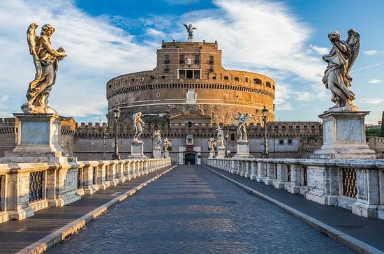 Castel Sant'Angelo National Museum...