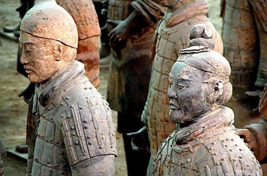Gita di un giorno a Xi'an: Museo dei